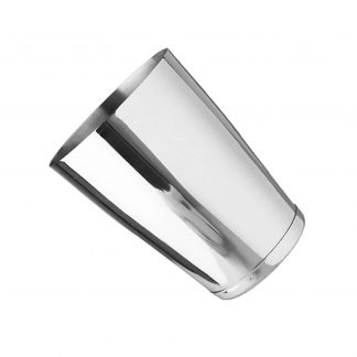 Stainless Steel 16 oz Cocktail Shaker With Weighted Bottom