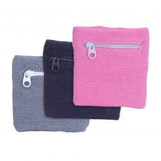 Speed Opener Armband with Zipper and Pocket