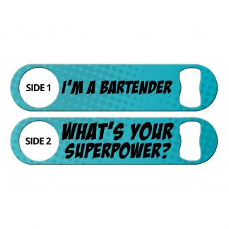 Bartender Superpower Flat Speed Opener