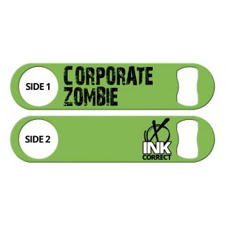 Corporate Zombie Flat Speed Opener