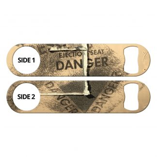 Danger Tan Grungy Flat Speed Opener