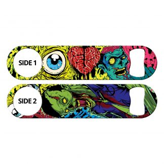 Eye Heart Zombies Flat Speed Opener