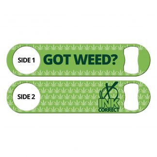 Got Weed Flat Speed Opener