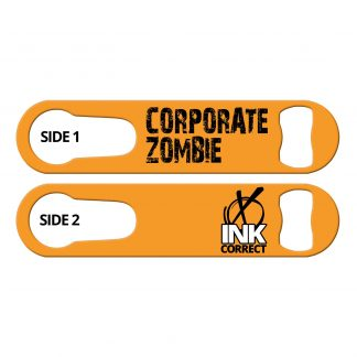 Corporate Zombie Bar Key With Built-In Pour Spout Remover