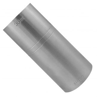 Cylindrical Stainless Steel Jigger