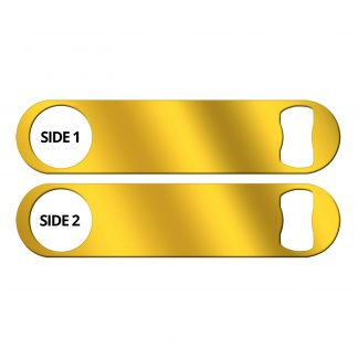 Metallic Gold Naked Speed Opener