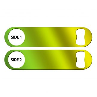 Metallic Lemon Lime Naked Speed Opener