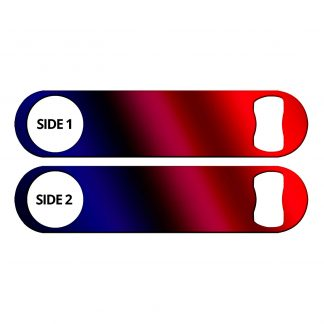 Metallic Red And Blue Naked Speed Opener