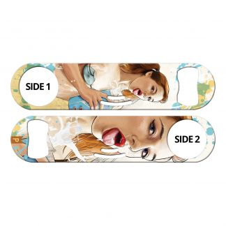 Does The Body Good 3-in-1 Multi Purpose Bottle Opener by Professional Artist Keith P. Rein