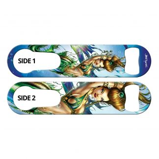 Siren's Call 2-in-1 Multi Purpose Bottle Opener by Professional Artist Jamie Tyndall