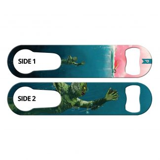 The Creature 2-in-1 Multi Purpose Bottle Opener by Professional Artist Keith P. Rein