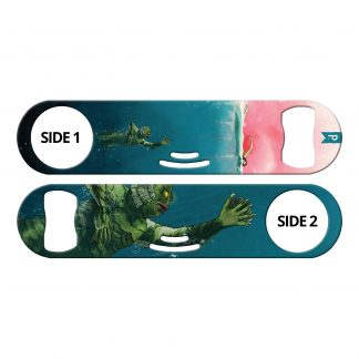 The Creature 3-in-1 Multi Purpose Bottle Opener by Professional Artist Keith P. Rein