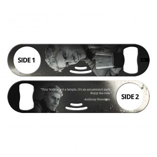 Uncle Tony 3-in-1 Multi Purpose Bottle Opener by Professional Artist Keith P. Rein