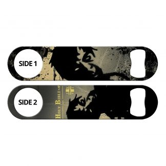 Zombie Bible Flat Speed Opener by Professional Artist Justin Vilonna