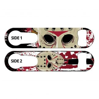 Hockey Horror PSR Bottle Opener